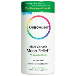 Rainbow Light Black Cohosh Menopause