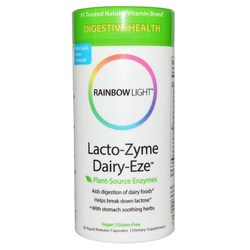 Rainbow Light Lacto-Zyme Dairy-Eze