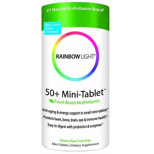 50+ Mini-Tab Multivitamin