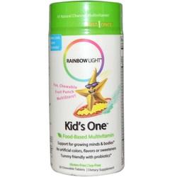 Rainbow Light Kids One Multivitamin