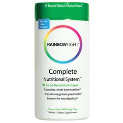 Rainbow Light Complete Nutritional System