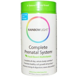 Rainbow Light Complete Prenatal System