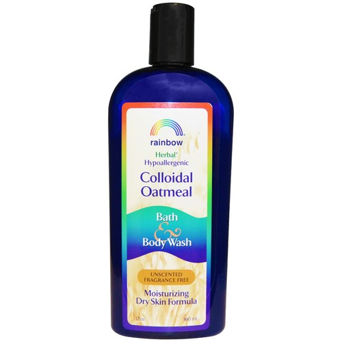 Colloidal Oatmeal Bath & Body Wash - Unscented