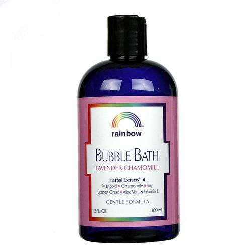 Rainbow Research Bubble Bath Lavender Chamomile 12 fl oz - 000518300098_1.jpg