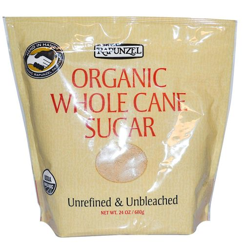 Organic Whole Cane Sugar
