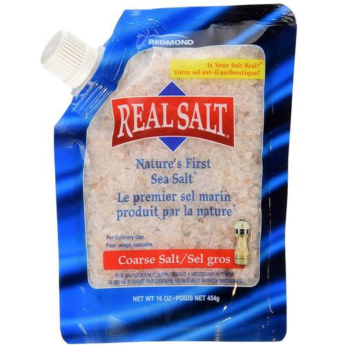 Nature's First Sea Salt