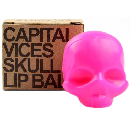 Capital Vices Collection Skull Lip Balm