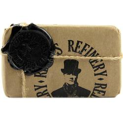 Rebels Refinery Wealth of Man Black Organic Oil Bar Soap