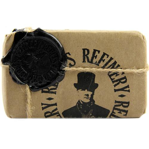 Wealth of Man Black Organic Oil Bar Soap