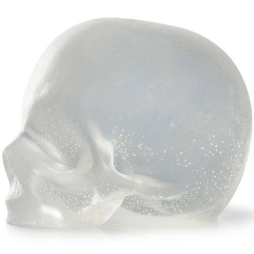 Clear Glycerin Skull Soap