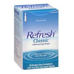 Refresh Classic Lubricant Eye Drops