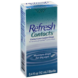 Refresh Contact Lens Comfort Drops