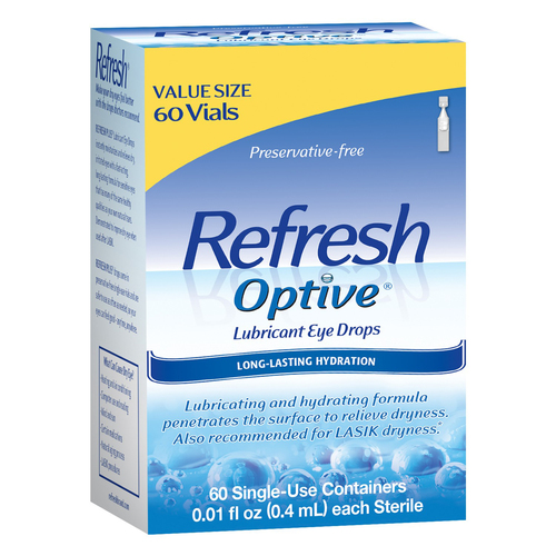 Optive Lubricant Sensitive Eye Drops