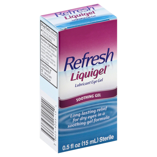 Liquigel Lubricant Eye Drops
