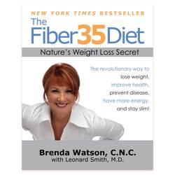 Renew Life The Fiber35 Diet - Brenda Watson
