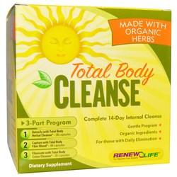 Renew Life Organic Total Body Cleanse