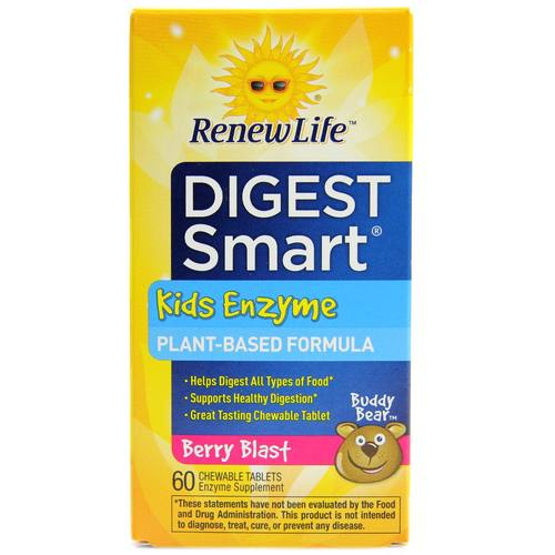Digest Smart Kids Enzyme
