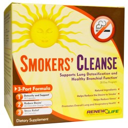 Renew Life Smokers' Cleanse