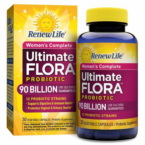 Women's Complete Ultimate Flora