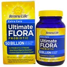 Renew Life Ultimate Flora Extra Care 50 Billion - 60 Veggie Caps