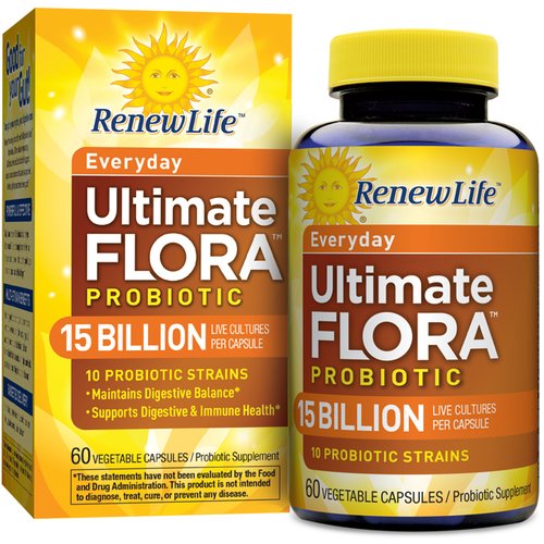 Everyday Ultimate Flora Probiotic 15 Billion