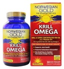 Renew Life Norwegian Gold Krill Omega - Natural Orange - 30 Softgels