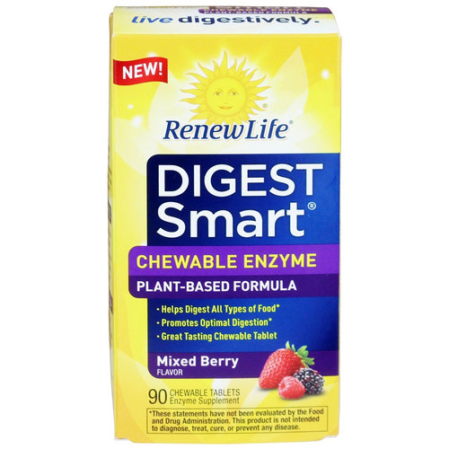 Digest Smart Chewable Enzyme