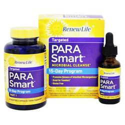 Renew Life PARA Smart Microbial Cleanse