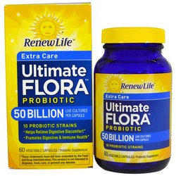 Renew Life Extra Care Ultimate Flora