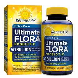 Renew Life Extra Care Ultimate Flora