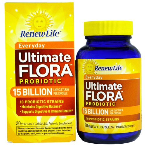 Ultimate Flora Adult Formula