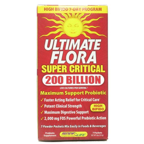Ultimate Flora Super Critical 200 Billion