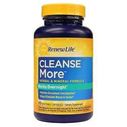 Renew Life CleanseMore
