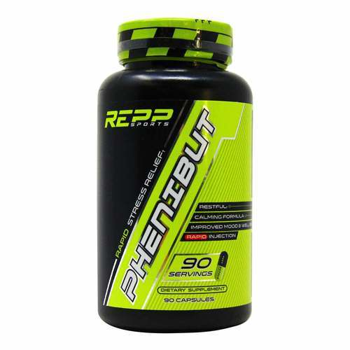 Repp Sports Phenibut - 250 mg - 90 Capsules - 319599_front2020.jpg