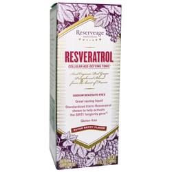Reserveage Organics Liquid Resveratrol