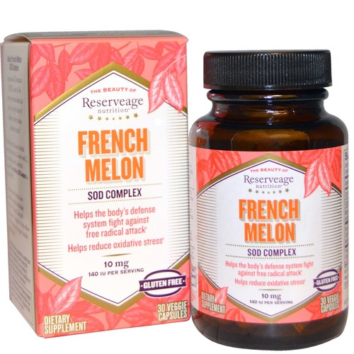French Melon SOD Complex