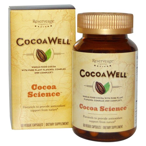 CocoaWell Cocoa Science