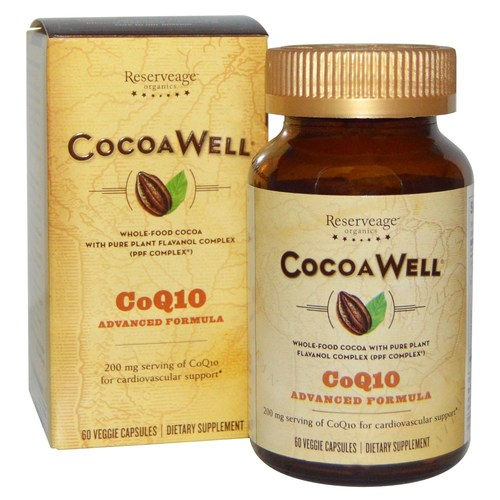 CocoaWell CoQ10