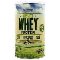 Reserveage Organics Grass-Fed Whey Protein