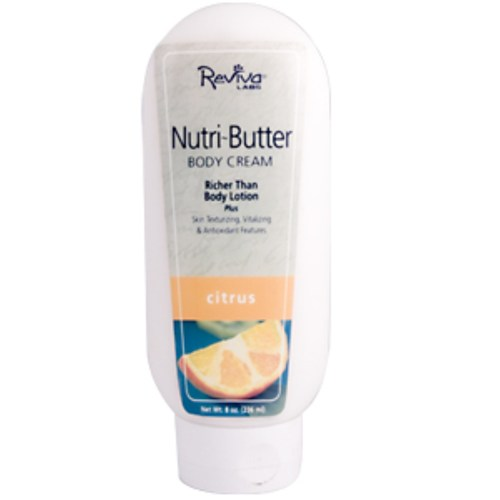 Nutri-Butter Body Cream - Citrus