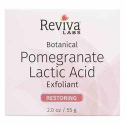 Reviva Labs Pomegranate Lactic Acid Exfoliant