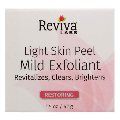 Reviva Labs Light Skin Peel Mild Exfoliant  - 1.5 oz - 2787_front.jpg