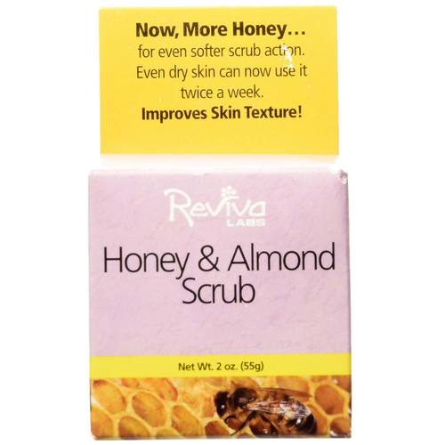Peanut, Honey & Almond Scrub