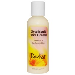 Reviva Labs Glycolic Acid Facial Cleanser