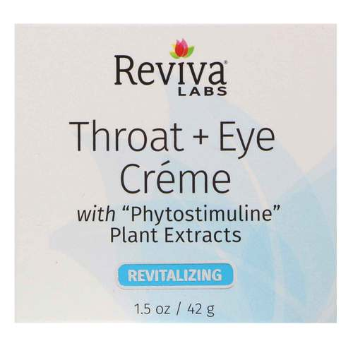 Reviva Labs Throat  Eye Cream  - 1.5 oz - 2846_front.jpg