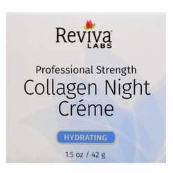 Reviva Labs Collagen Night Cream