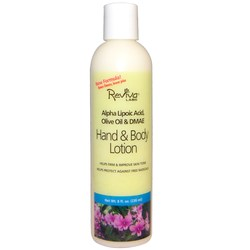 Reviva Labs Hand and Body Lotion