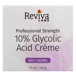 Reviva Labs 10 Percent Glycolic Acid Cream
