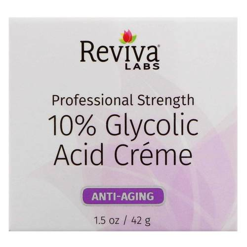 10 Percent Glycolic Acid Cream