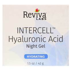 Reviva Labs InterCell Hyaluronic Acid Night Gel